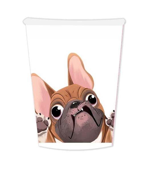Ποτηράκι πάρτυ Hello Pets (4 σχέδια)