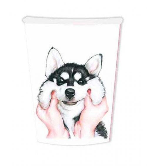 Κυπελλάκι Σκυλάκια (Σχέδιο 2)