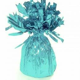 Βαράκι για μπαλόνια γαλάζιο