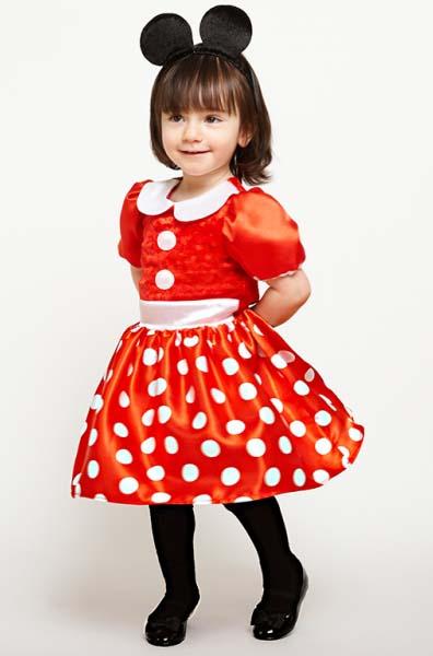 Στολή πάρτυ για παιδιά Minnie Mouse