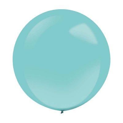 "60cm – 24"" Γαλάζιο μεγάλο μπαλόνι"