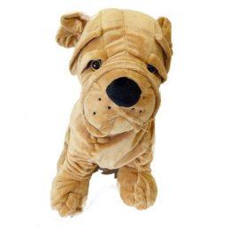 Λούτρινο σκυλάκι μπουλντόγκ 40 εκ.