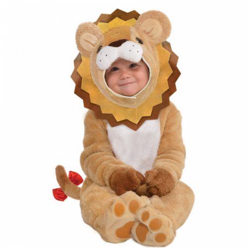 Στολή πάρτυ για παιδιά μικρό Λιονταράκι