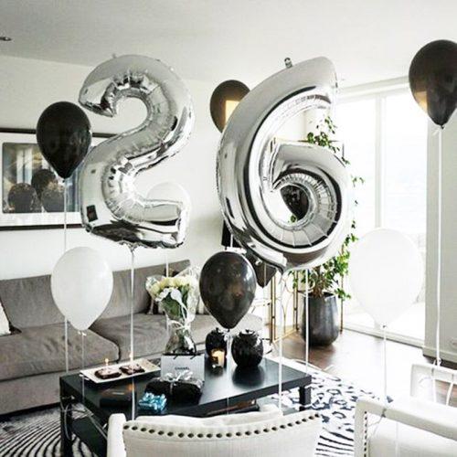 Τεράστια Μπαλόνια αριθμοί