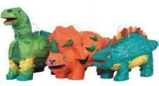 Πινιάτα για πάρτυ Τρικεράτοψ δεινόσαυρος