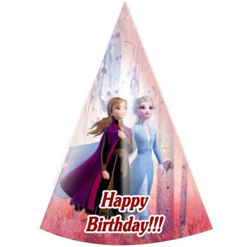 Καπελάκι πάρτυ Frozen II