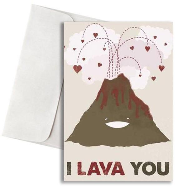 κάρτα αγάπης i lava you