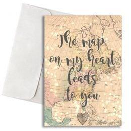 κάρτα αγάπης χάρτης αγάπης