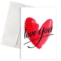 κάρτα αγάπης καρδιά love