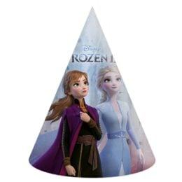 Καπελάκι πάρτυ Frozen II (6 τεμ)