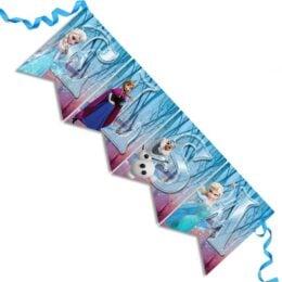 Σημαιάκια με όνομα Frozen