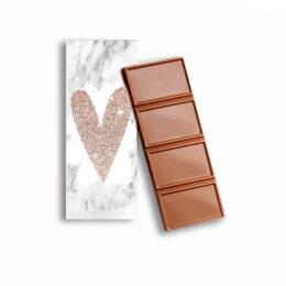 Σοκολατίτσα με περιτύλιγμα Αγάπης