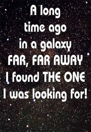Κάρτα Αγάπης Star Wars