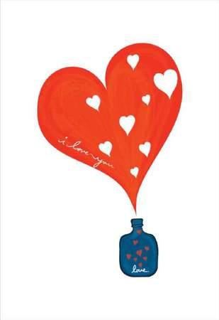 Κάρτα Αγάπης Φίλτρο Αγάπης