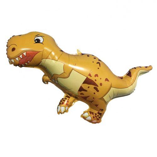 Μπαλόνι κίτρινος T- Rex 98 εκ
