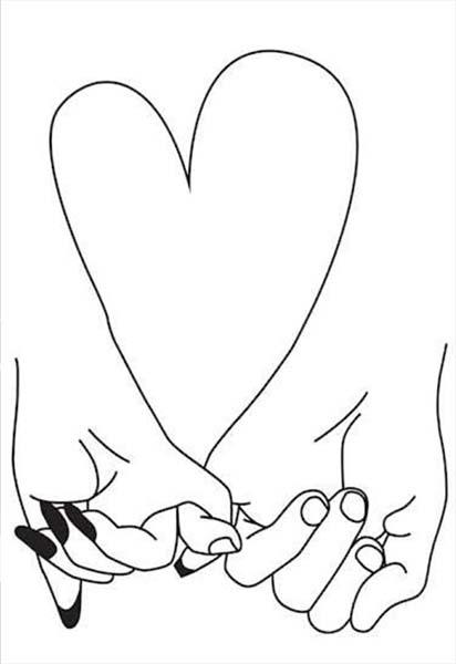Κάρτα Αγάπης Καρδιά- χέρια
