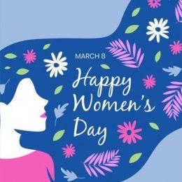 Κάρτα Happy Woman's Day 08/03