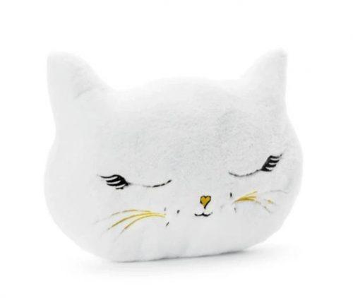 Λούτρινο μαλακό μαξιλάρι γατούλα - Λούτρινα