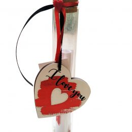 "Love Bottle ""Καρδιά"""