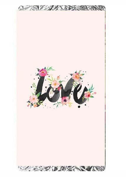 Σοκολάτα Αγάπης Flower Love