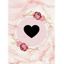 """Σοκολάτα Αγάπης """"Ροζ τριαντάφυλλα"""" 100 gr"""