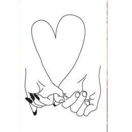 """Σοκολάτα Αγάπης """"Χέρια Ερωτευμένων"""" 100 gr"""