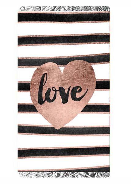 Σοκολάτα Αγάπης Love ριγέ