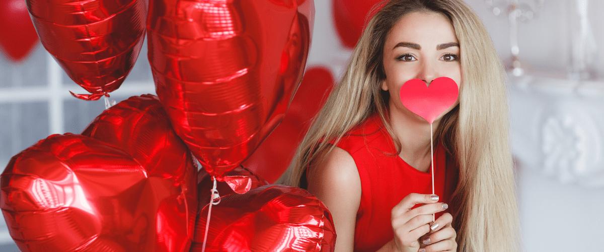 tips για ρομαντικό set-up Αγίου Βαλεντίνου
