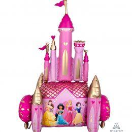 τεράστιο μπαλόνι airwalker κάστρο πριγκίπισσες