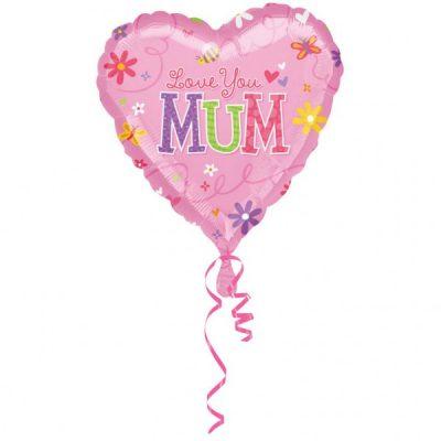 Μπαλόνι Love You Mum