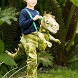 Στολή πάρτυ Ride On Δεινόσαυρος