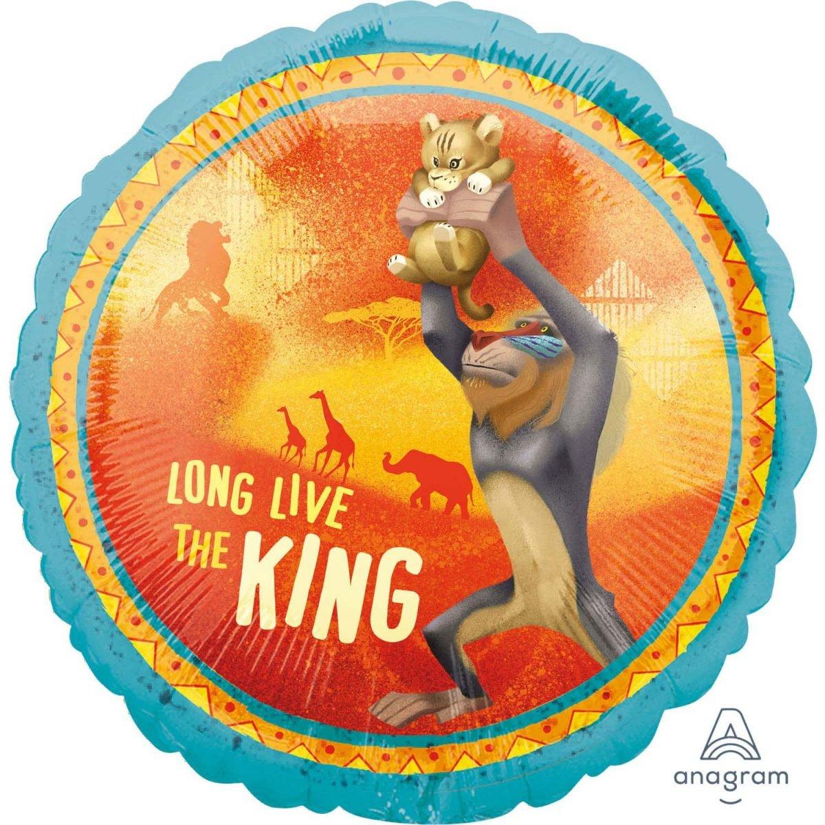 Μπαλόνι Lion King 45 εκ