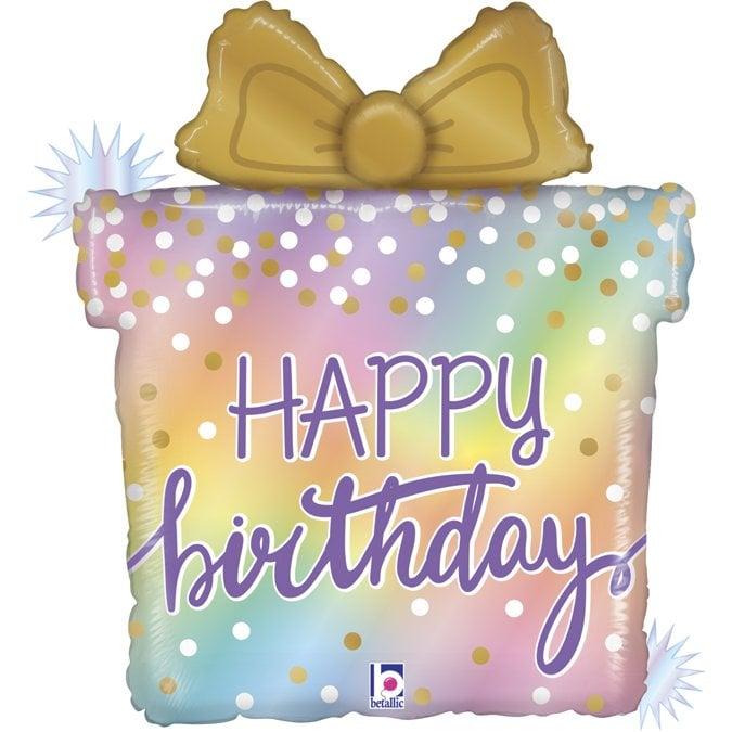 Μπαλόνι Opal Birthday Present