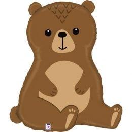 Μπαλόνι αρκουδίτσα Woodland 86 εκ