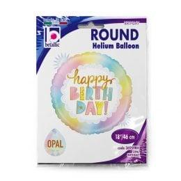 Μπαλόνι Happy Birthday Opal 46 εκ