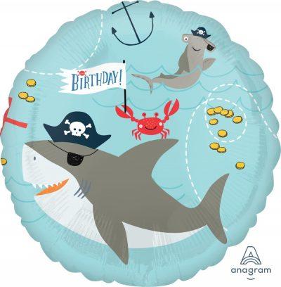 Μπαλόνι Καρχαρίες Birthday