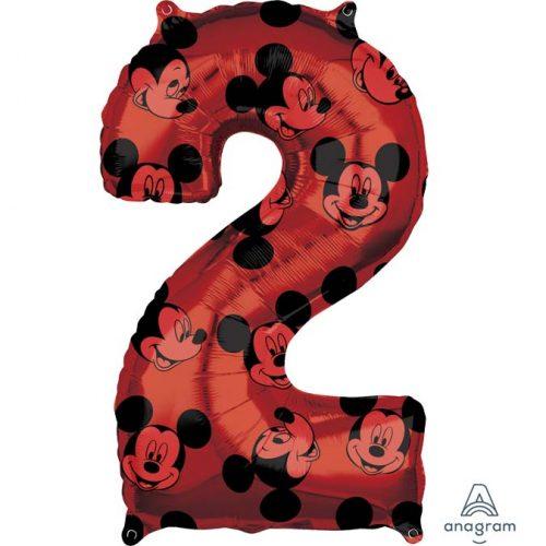 Μπαλόνι 66 εκ Mickey Mouse Αριθμός 2