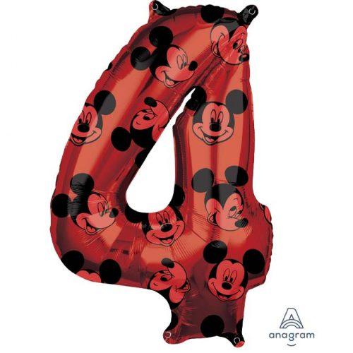 Μπαλόνι 66 εκ Mickey Mouse Αριθμός 4