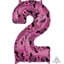 Μπαλόνι 66 εκ Minnie Mouse Αριθμός 2