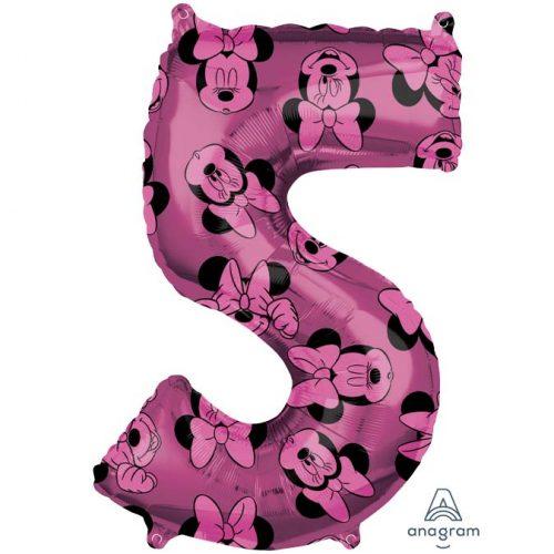 Μπαλόνι 66 εκ Minnie Mouse Αριθμός 5