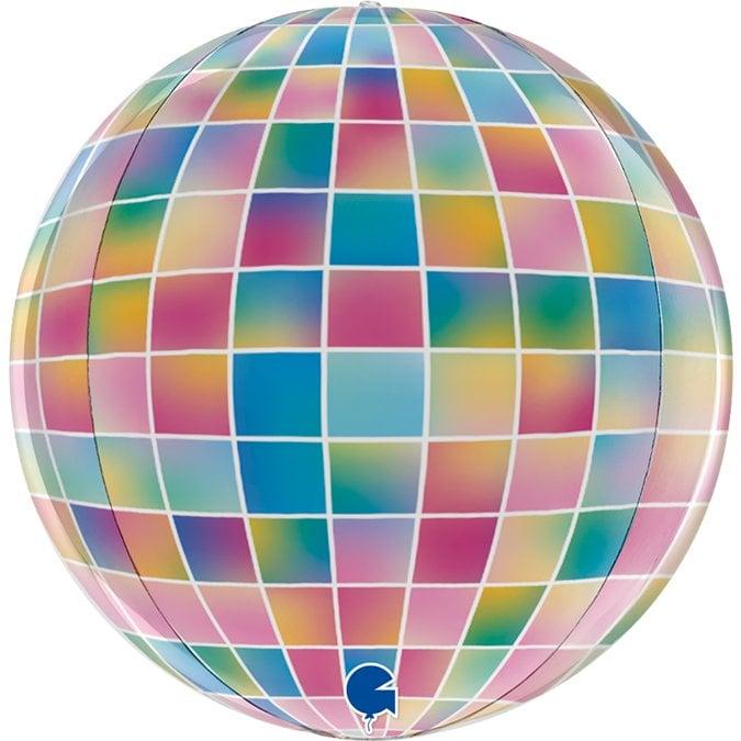 Μπαλόνι Disco Ball 4D