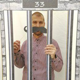 Photobooth για αποκριάτικο πάρτυ το κελι 33