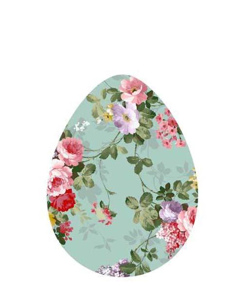 Διακοσμητικό αυγό Φλοράλ (1 μ.) Διακοσμητικό αυγό Φλοράλ (1 μ.)