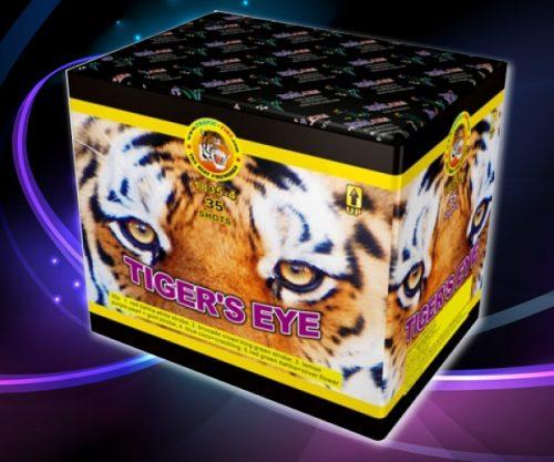 Πυροτέχνημα 35 βολών Tiger's Eye