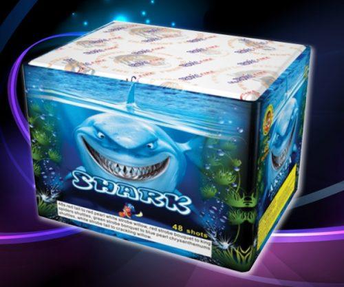 Πυροτέχνημα 48 βολών Shark
