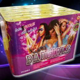 Πυροτέχνημα 49 βολών BAD GIRLS