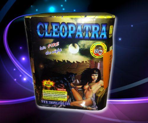 Πυροτεχνήματα 16 βολών CLEOPATRA