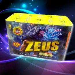 Πυρoτεχνήματα 32 βολών ZEUS