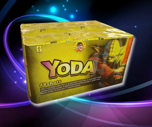 Πυροτέχνημα 49 βολών YODA