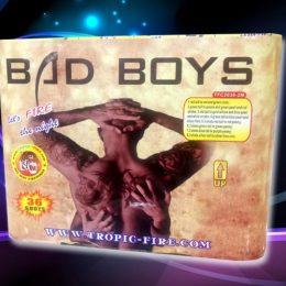 Πυροτέχνημα 36 βολών BAD BOYS